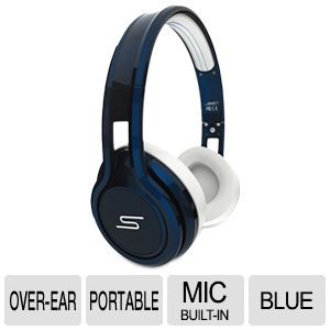 STREET by 50 Wired On-Ear Headphones