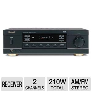 Sherwood RX-4109 2-Channel 210Watt Stereo Receiver
