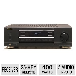 Sherwood RX-5502 Multi-Source/Dual-Zone Receiver