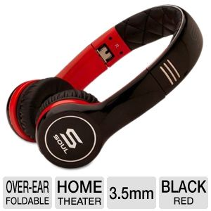 Soul Ultra Dynamic Headphones  REFURB