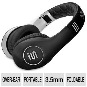 Soul Pro Hi-Definition Headphones