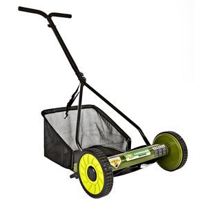 Sun Joe Manual Reel Mower � MJ500M