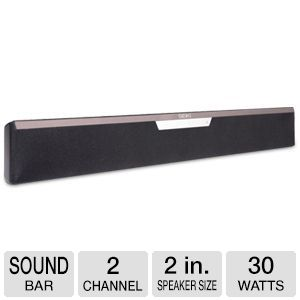 Seiki SB201C 2 Channel Soundbar REFURB
