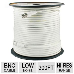 Swann SW271-S91 BNC to BNC Cable