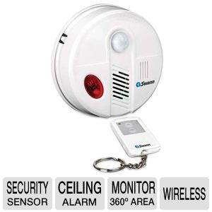 Swann SW351-CAC Ceiling Alarm