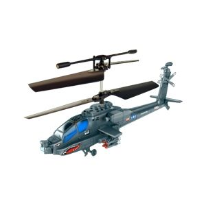 Swann Blue Micro Attack Remote Helicopter 