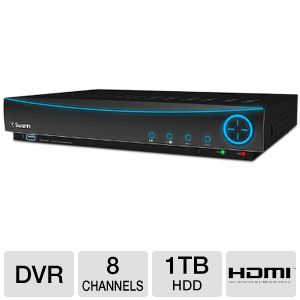 Swann TruBlue Security D1 Digital Video Recorder