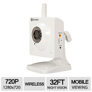 Swann HD 720p WiFi IP Camera