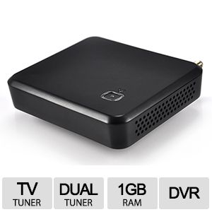 Silicon Dust Simple.TV Dual Tuner DVR - STV2-2US