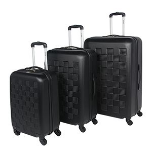 BENZI BZ3799 3 pc Luggage Set