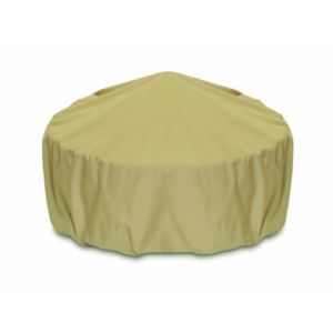 SS FIRE PIT-TABLE TOP COVER - 2D-FP48005
