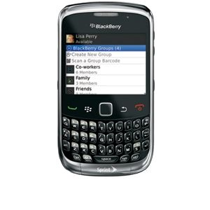 BlackBerry Curve 3G 9300 / 9330 Manual.