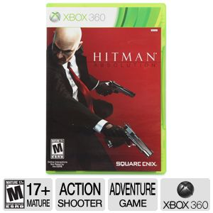 Square Enix Hitman: Absolution Xbox 360 Game
