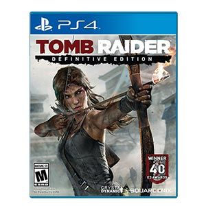 Tomb Raider Definitive Edition for PS4