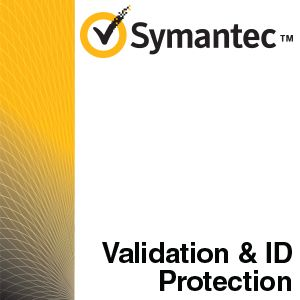 Symantec Validation and ID Protection Service SMS