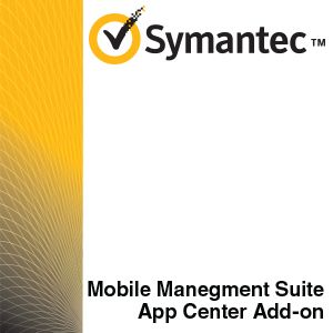 Symantec Mobile Management Suite App Center Addon