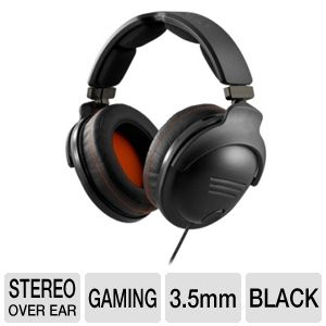 SteelSeries 9H Gaming Headset With USB Sound Card
