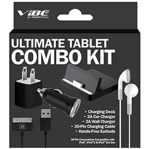 Ultimate 30 Pin Tablet Combo Kit