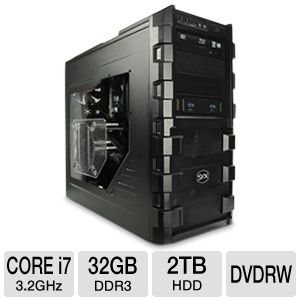 SYX Venture SG-200 Extreme Gaming PC