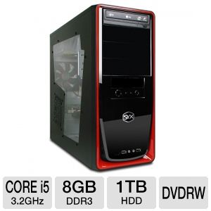 SYX Venture SG-310 Performance PC  REFURB