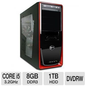 SYX Venture SG-310 Performance PC