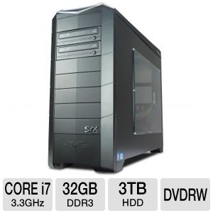 SYX SG-400 Intel Extreme Gaming PC