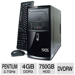 SYX Venture SBM5 Desktop PC
