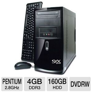 SYX Venture SBM6 Desktop PC