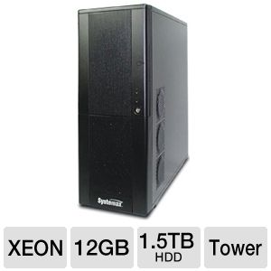 Systemax Small Office Tower Server
