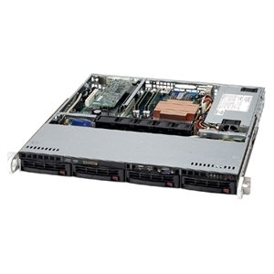 Systemax ELS 1156 1U Build-To-Order Custom Server