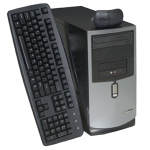 Systemax Ascent K25 Build-to-Order Desktop PC - genuine Windows® 7 ...