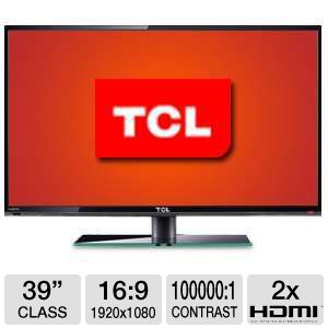 "TCL LE39FHDF3300 39"" 1080p 60Hz LED HDTV"