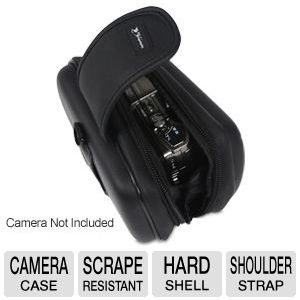 Turbofrog Hard Shell Case For Compact Camcorder