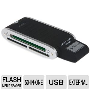 Turbofrog 50-in-1 Card Reader/Writer