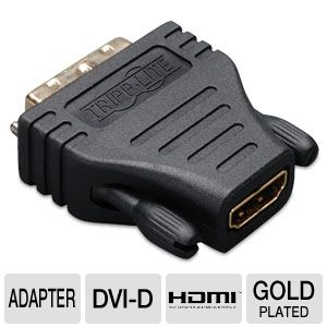 Tripp-Lite P130-000 DVI-D to HDMI Adapter