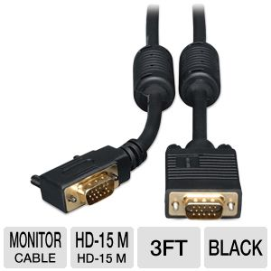 Tripp-Lite 3ft M/M VGA Monitor Cable
