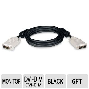 Tripp-Lite 6ft DVI Single Link TMDS M/M Cable