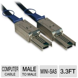 Tripp-Lite S524-01M External SAS 3.3ft Cable