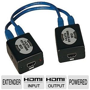 Tripp Lite HDMI over Cat5/Cat6 Extender