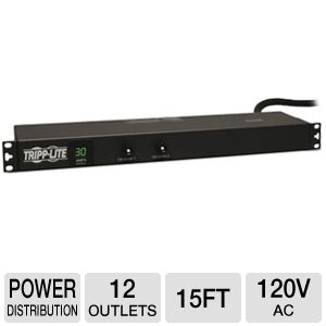 TrippLite Single-Phase Metered PDU