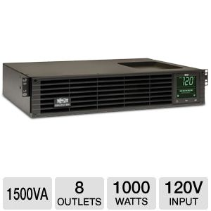 TrippLite SmartPro Series 2U Rackmount UPS