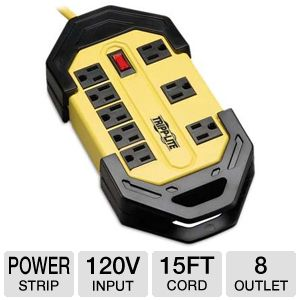 Tripplite TLM815NS Safety Power Strip