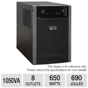 Tripp Lite Smartpro Series 650W UPS Tower