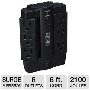 Tripp Lite Audio/Video Surge Suppressor