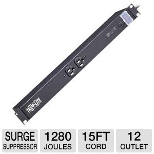 TrippLite Rackmount Surge