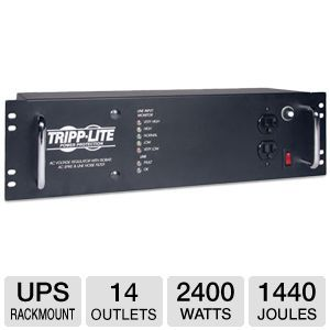 TrippLite 14 Outlet Line Conditioner