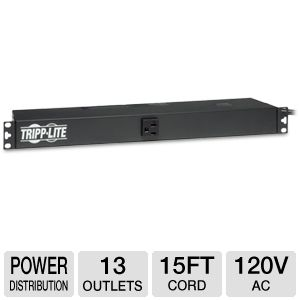 TrippLite 13Out Rackmount PDU Strip