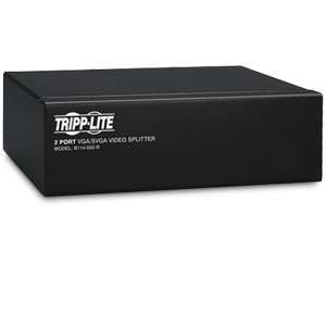 Tripp Lite VGA/SVGA Video Splitter 2port-HD15M/2xF
