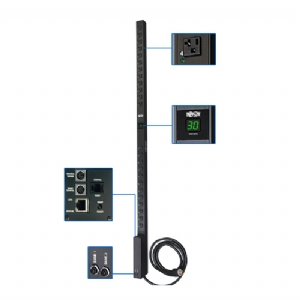TrippLite Switch Metered PDU with Remote Monitorin