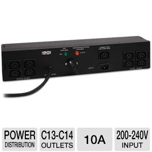 Tripp Lite PDUBHV10 Dual Source Power Distribution